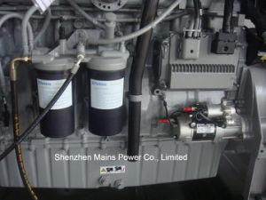220kVA 176kw Reserveleistungs-BRITISCHER Motor-Diesel-Generator
