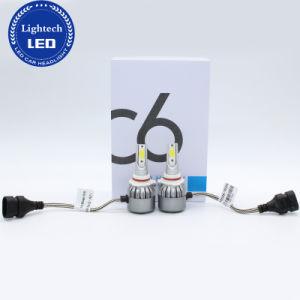 C6 Accesorios de coche Faro Led 36W H1 H3 H7 H4 H11 9005 9006 Coche Faro LED 9006