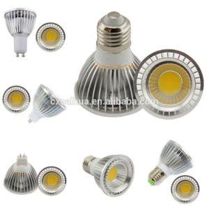 5W PAR20 COB LED Spot Bulb mit E27/MR16/GU10