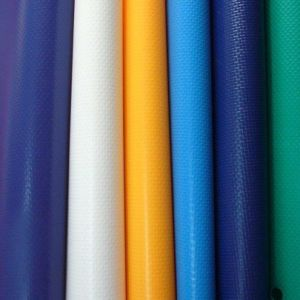 Material des Polyester-1000d und Belüftung-Plane