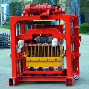 máquina de ladrillos huecos Manual4-40 Qt máquina bloquera en Jamaica