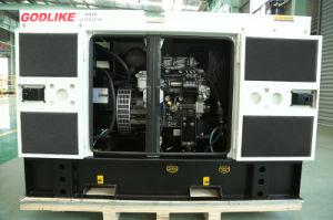 Perkins 엔진 (200kVA/160KW)를 가진 최고 침묵하는 디젤 엔진 발전기 세트