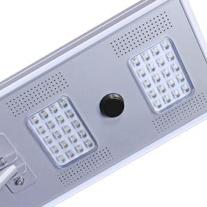 屋外の動きセンサーの太陽エネルギーLEDの街灯40W