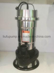 Abwasser-Pumpe mit Edelstahl-Kasten und Antreiber