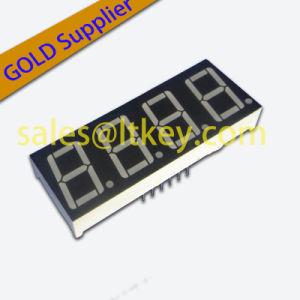 Cuatro dígitos LED Pantalla de 7 segmentos