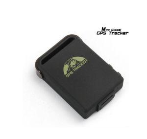 Mini portátil impermeable GPS Tracker Tk102