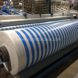 China-Fabrik-Zubehör-dehnbare Stärke wasserdichte PET Plane
