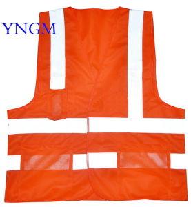 High-Visibility Saferty reflectantes Chaleco ropa ropa de trabajo //