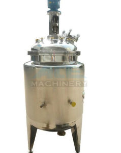 Doppio serbatoio rivestito dell'acciaio inossidabile con il miscelatore (ACE-JBG-W5)