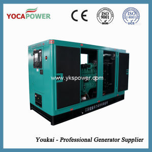 gruppo elettrogeno diesel silenzioso del Cummins Engine del generatore 100kw/125kVA