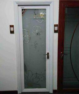 [كمبتيتيف بريس] ألومنيوم زجاجيّة شباك باب لأنّ مرحاض/غرفة حمّام/مطبخ ([أكد-002])