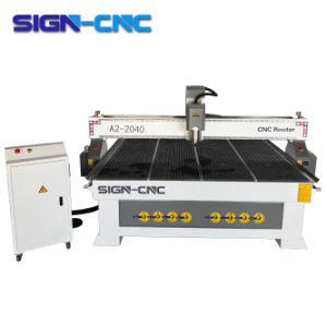 アクリルの木製の広告および木工事機械彫版CNCのルーター
