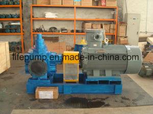 La bomba de aceite de engranajes KCB483.3