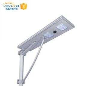 IP65高い発電30のワットLEDの太陽街灯