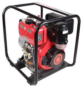 Портативный дизельный двигатель водяного насоса с SGS (JT-100CBZ22-6.3B)