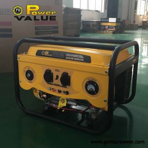 6.5HP Ohv Engine 2.5kw 2500W Imitative Gx200 Generator