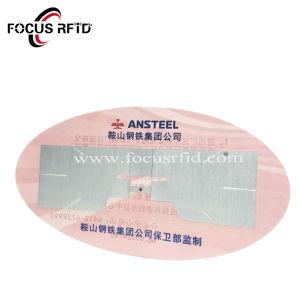 車で使用される十分に塗るUHFのステッカー