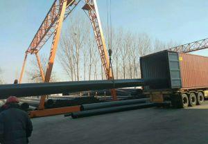 Alles Größen-Durchmesser HDPE Rohr für Wasserversorgung