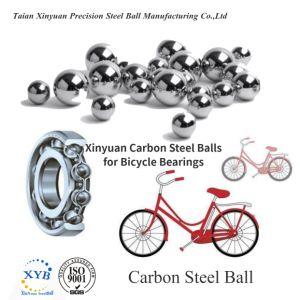 Bicicletta che sopporta sfera d'acciaio 6.35mm 4.763mm 5.556mm 7.938mm