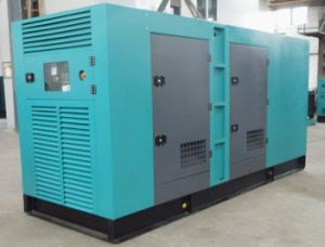 Generator diesel 500 KVA con Cummins Engine e Stamford Alternator
