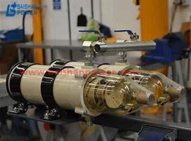 Générateur diesel séparateur d'eau du filtre à carburant