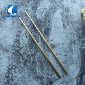 Venda por grosso de prata metálico Rosa de Ouro Preto Ouro Pauzinhos de Aço Inoxidável