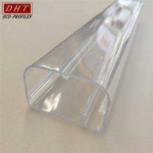 Intelaiatura diffusa trasparente dell'indicatore luminoso del tubo del coperchio T8 LED del PC
