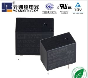 Relais d'alimentation générale de la société Yuanze Y32F 12V à 4 broches