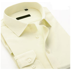 Хлопка Mens официально длинняя втулки рубашка 100% платья