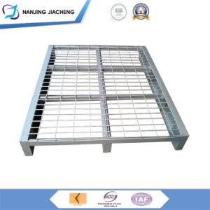 Revestimento em pó de alta qualidade Hot-Selling Q235 Palete de aço para o depósito