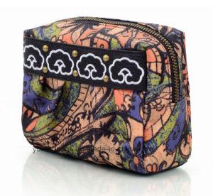 Mode de promotion Lady Nylon sac à main Sac cosmétique Yf-Cm1601