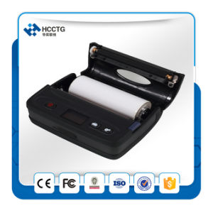 (HCC-L51) Bluetooth 열 4 인치 지팡이 Barcode 레이블 종이와 일반적인 영수증 인쇄 기계
