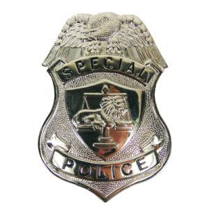Настраиваемые литой детали штампов полиции логотип Seuurity предохранительный палец магазин Тин