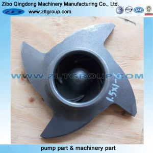 Durco Mark 3 Stainless Steel Centrifugal Pump Impeller