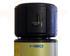 1つの空気ソースヒートポンプの給湯装置の2.2kwすべて