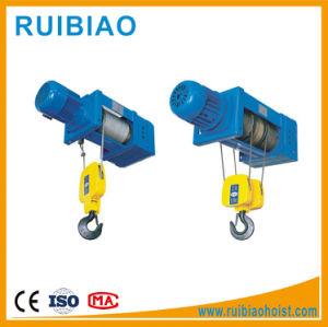 Gru elettrica di sollevamento della fune metallica degli strumenti della costruzione CD1/MD1 da vendere