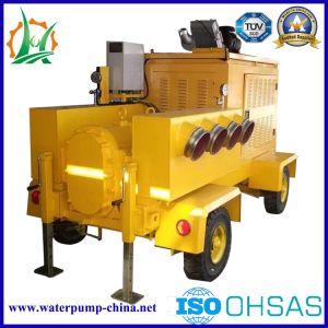 El mejor tratamiento de aguas residuales de la leva de Diesel bomba de rotor