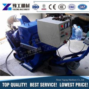 ショットブラスト機械を磨く床の道のクリーニング機械