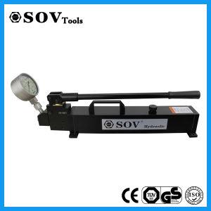 700bar résistant en acier de la pompe hydraulique manuelle (SV12B)