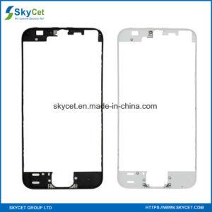 Teléfono móvil del armazón delantero Medio bisel para el iPhone 5s / 5c / 5g