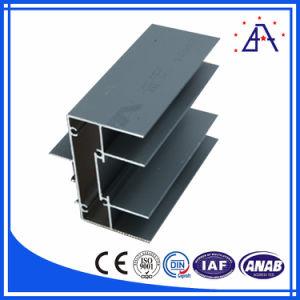 Alta resistencia de gran tamaño industrial Perfil de extrusión de aluminio