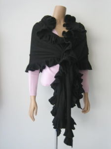 カシミヤ織のスカーフ、カシミヤ織のショール、カシミヤ織Ponchoes