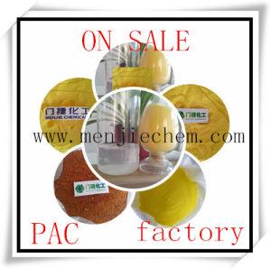 PAC/Polyaluminum de Behandeling van het Water van het Chloride 30%/Flocculantfor