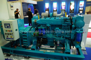 Weichai Wp10.12.13 Series 150-310kw Marine Generator с Stamford Alternator