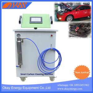 Machine de nettoyage Oxyhydrogen Charbon de moteur