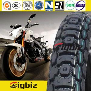China-schwerer 3.25-16 schlauchloser Motorrad-Reifen/Gummireifen
