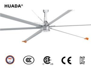 La alta calidad de la serie de Hds Hvls grandes ventiladores de techo con Motor de imán permanente de ahorro de energía sin engranajes