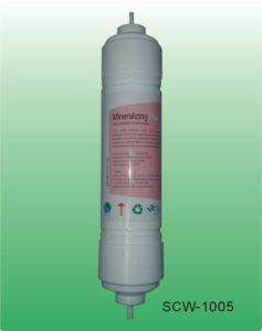 Mineralizzazione del filtro