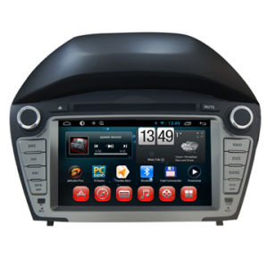 2DIN Hyundai IX35 2014년에서 인조 인간 차 DVD GPS 선수