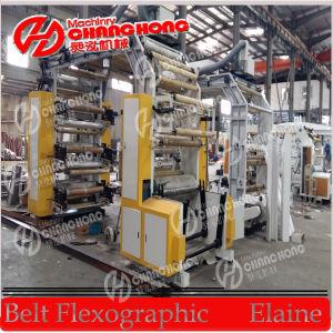 Cores máquina-máquina/gráficas da impressão do cabo flexível e da bandeira de impressão da máquina 6